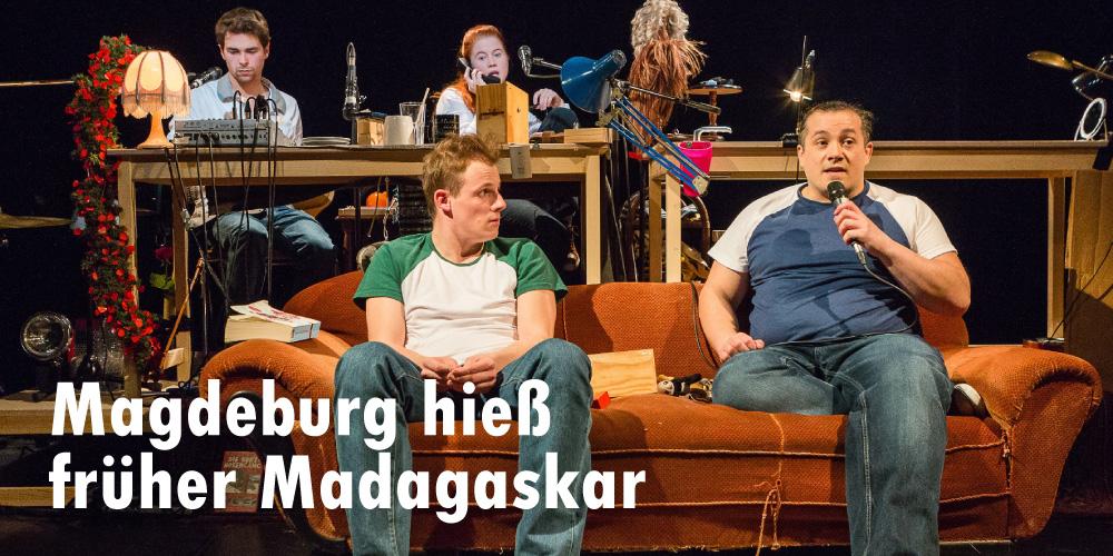 Magdeburg hieß früher Madagaskar
